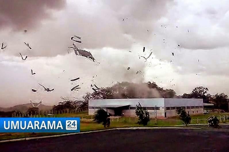 tornado, paraná, pérola