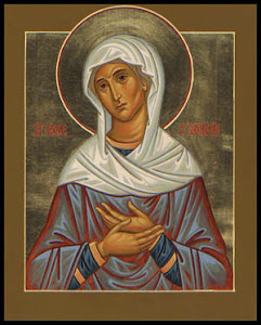 St. Rose of Sardinia