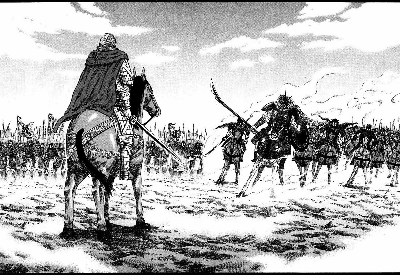 Kingdom – Vương Giả Thiên Hạ (Tổng Hợp) chap 70 page 16 - IZTruyenTranh.com