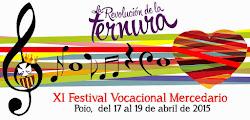 Cartel Festival Poio 2015