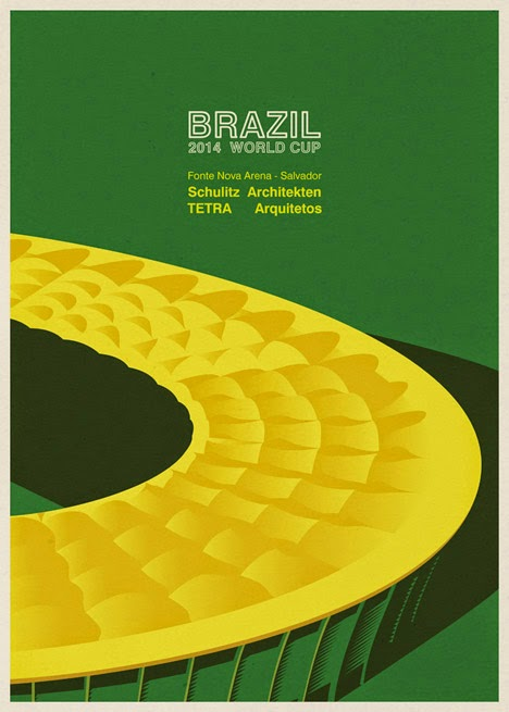 12 World Cup stadiums in Brazil