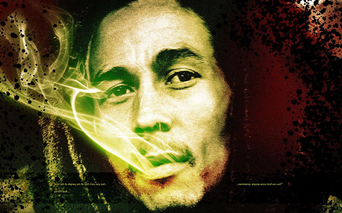 bob marley quote about...