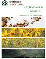 Catálogo Geral de Sementes 2016-2017