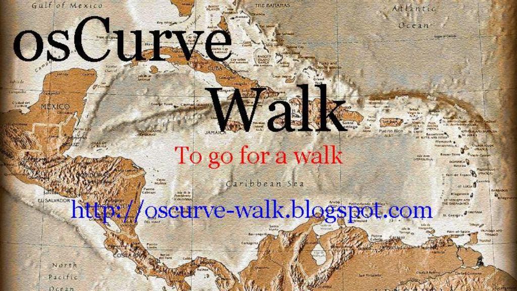osCurve Walk