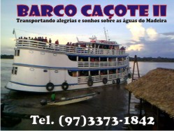BARCO CAOTE