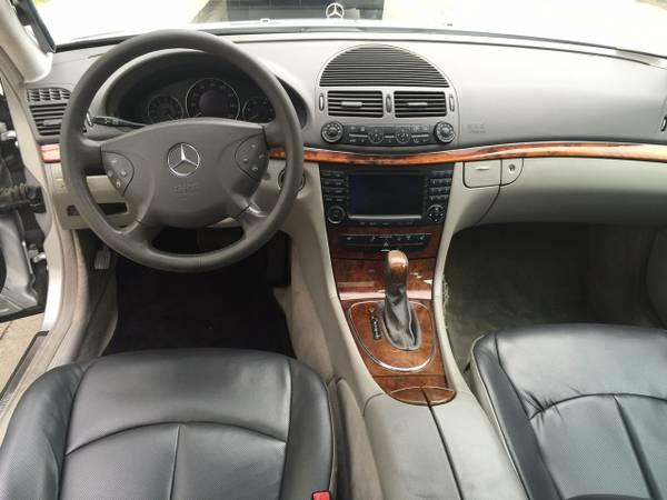 daily turismo diesel 2005 mercedes benz e320 cdi diesel w211 rh dailyturismo com Mercedes-Benz E320 CDI Review 2005 Mercedez E320