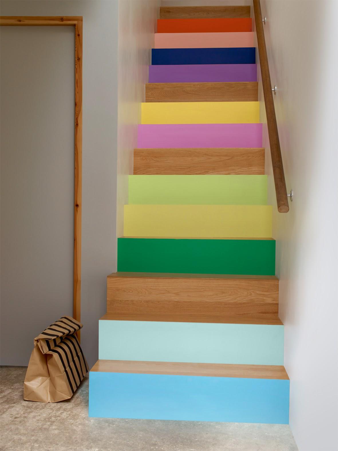 Hvorfor leker vi ikke mer med trappen?