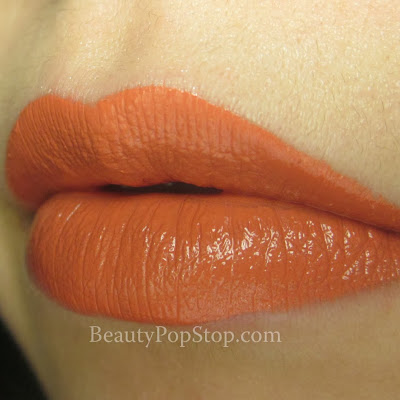 occ clockwork lip tar swatch