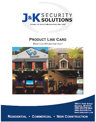 Print JK Security's Product Line .PDF