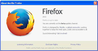 Bagaimana Cara Download Update Mozilla Firefox