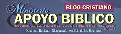 APOYO BIBLICO - RECURSOS