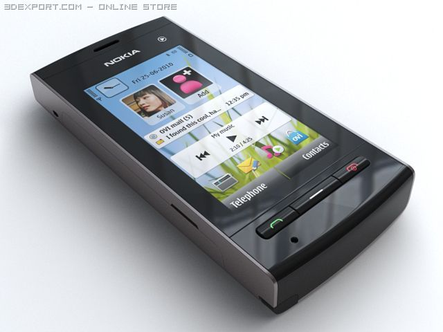 Nokia Family: Nokia 5250 an affordable phone in Nokia Family