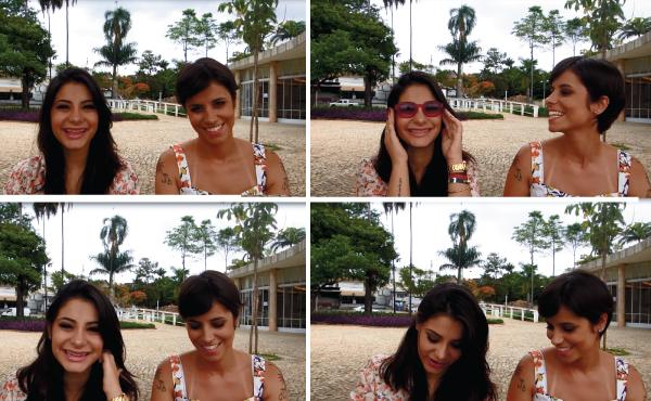 TAG: O que levamos na bolsa, com Bárbara Urias e Penelope Pelegrini