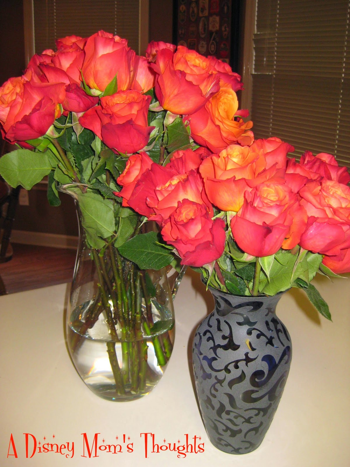 Flowers in vase change water - Flowers In Vase Change Water When I Started Arranging My Flowers After I Had Cut