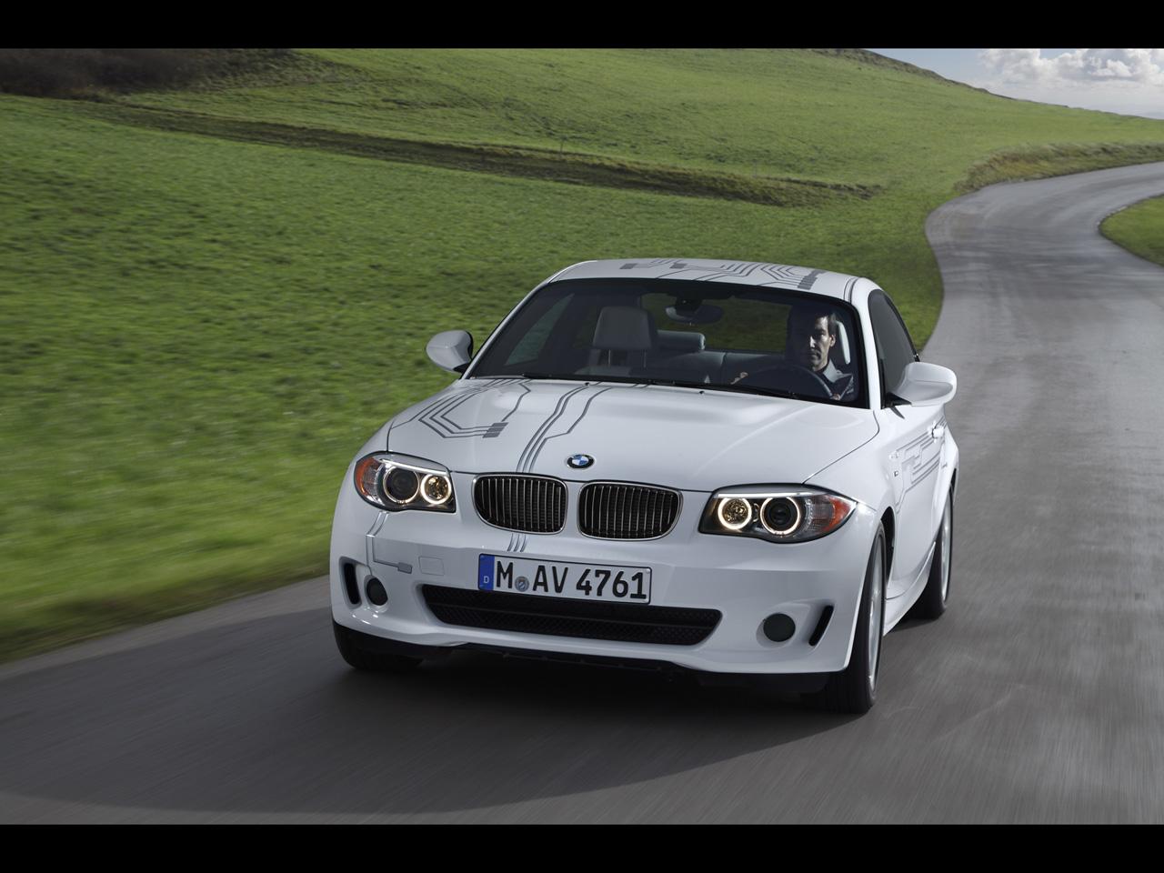 2011 BMW ActiveE Concept ~ CAR WORLD