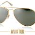 História dos Óculos Aviadores