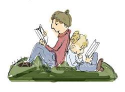 Si tú lees , tus hijos también leerán.