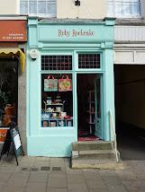 RUBY ROCKCAKE, Lyme Regis