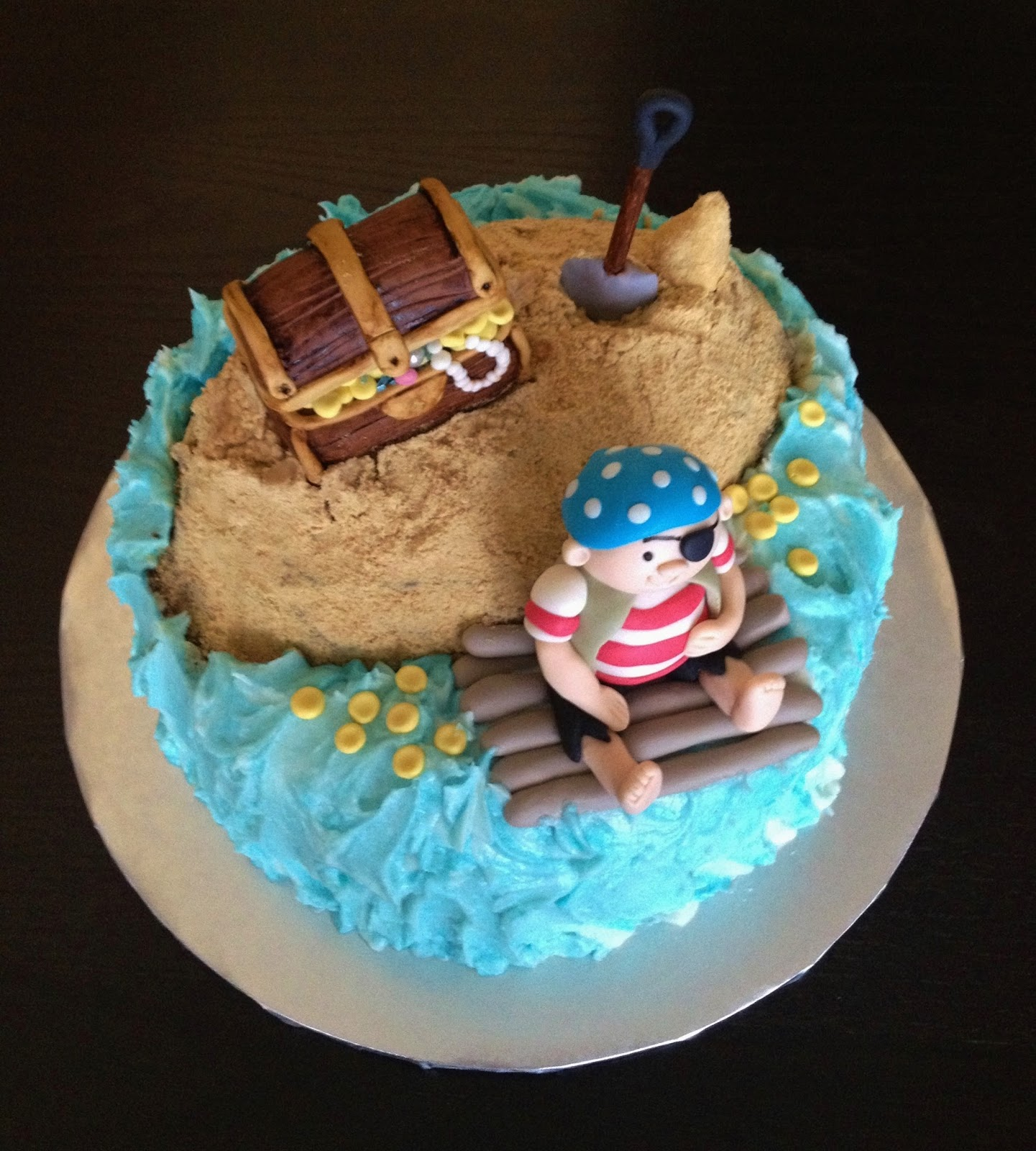 Image Result For Treasure Chest Cakes