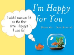 GIVEAWAY : I'm Happy for You (Sort Of..Not Really) Finding Contentment