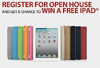 image Win an iPad Fleming College Giveaway