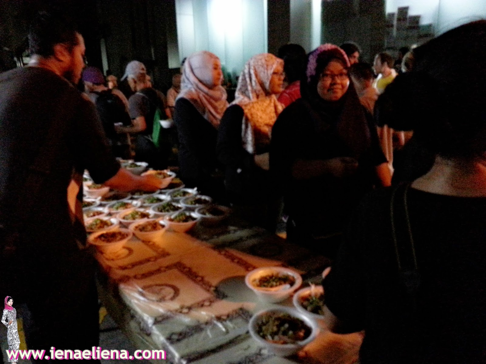 FEED THE HOMELESS PROGRAMME 12 MARCH 2015
