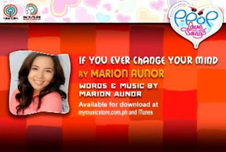 Marion Aunor , Hottest OPM Songs, Lyrics, Lyrics and Music Video, Music Video, Video, Newest OPM Song, Newest OPM Songs, OPM, OPM Lyrics, OPM Music, OPM Song 2013, OPM Songs, Song Lyrics,