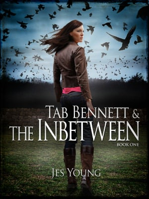 Tab Bennett and the Inbetween by Jes Young