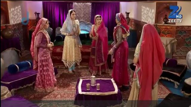 Sinopsis Jodha Akbar Episode 557