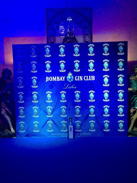 BOMBAY GIN CLUB EM LISBOA