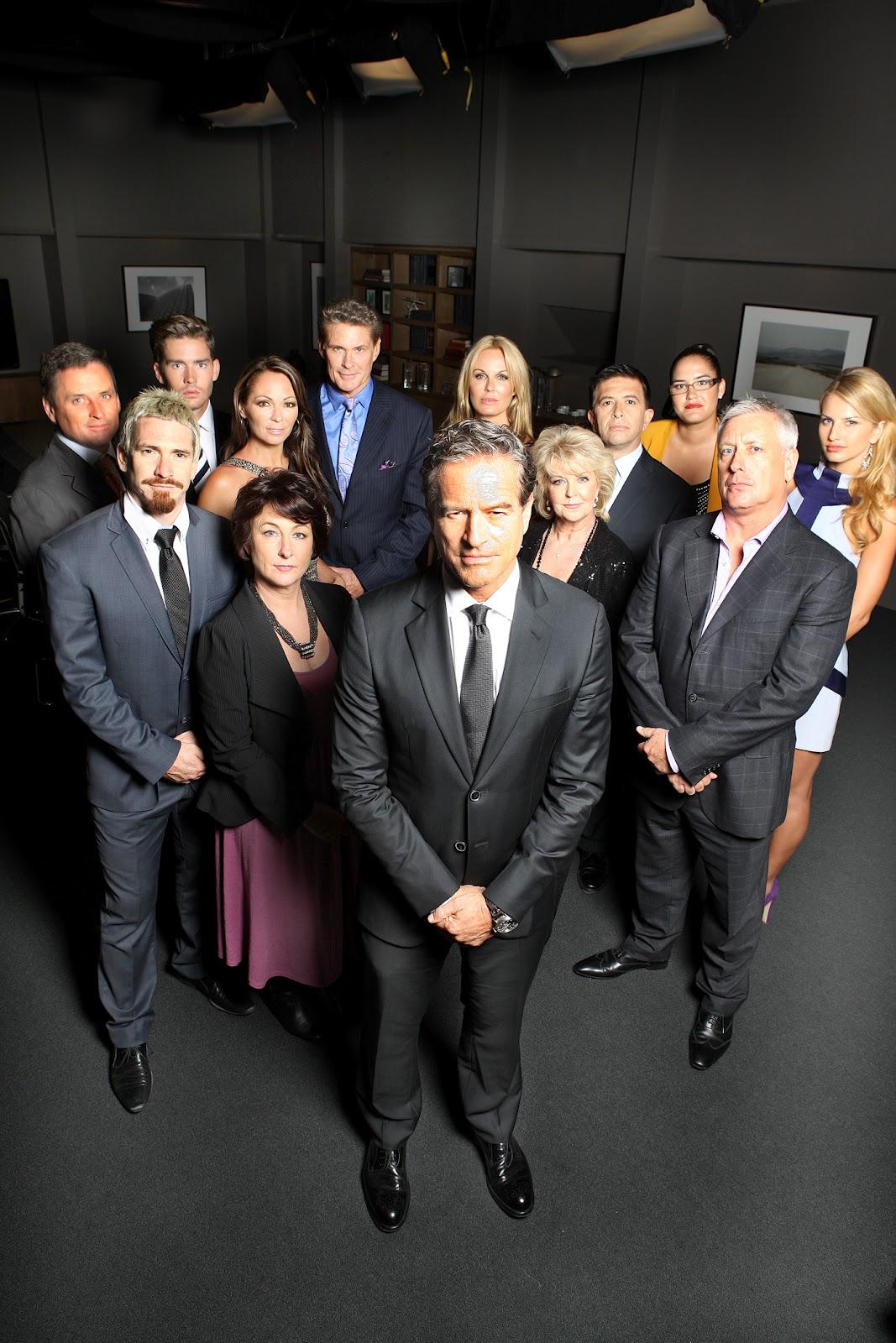 Overview of 'The Celebrity Apprentice Australia' Season 2 ...