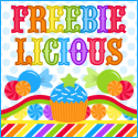 Freebie-licous blog for Pre-K-1 classrooms