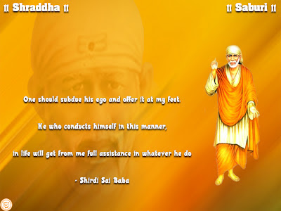 Baba Knows The Heart Of His Children The Best - Anonymous Sai Devotee