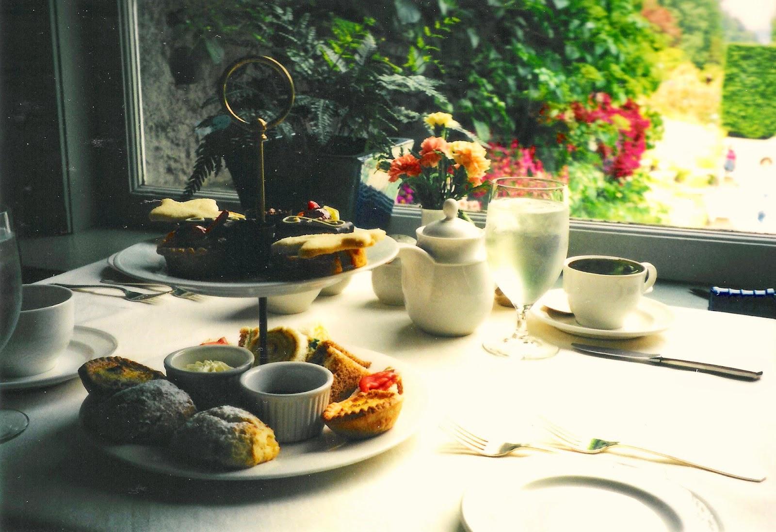 Tea Rooms Wilmington Ohio