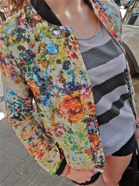 Ootd Blog Mode Fashion Style Look H&M Claudie Pierlot Zara Méliné Barockine's OlivB Emma&Chloe