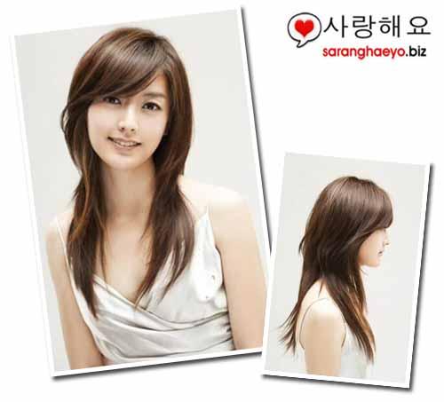 30 Model Rambut Korea Paling Artistik
