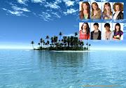 Fundo de tela dos Morangos com Açucar Jovens atores em wallpaper Ilha .