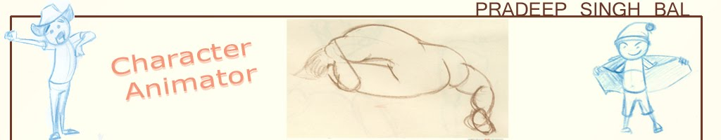 Character Animator - Pradeep Singh Bal