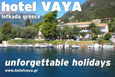 Hotel Vaya - Perigiali Lefkada