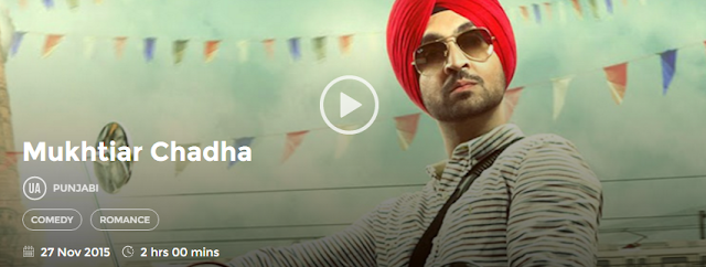 Mukhtiar Chadha 2015 Punjabi Full Movie 300Mb HD