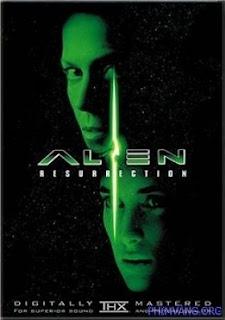 Quái Vật Không Gian 4: Tái Sinh - Alien: Resurrection