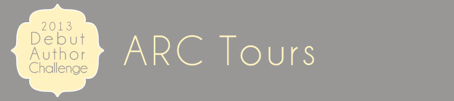Debut Author Challenge ARC Tours