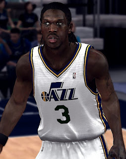 NBA 2K13 DeMarre Carroll Cyberface Mod