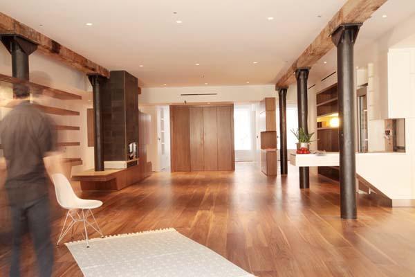 Dise o de interiores arquitectura dise o contempor neo for Diseno de lofts interiores