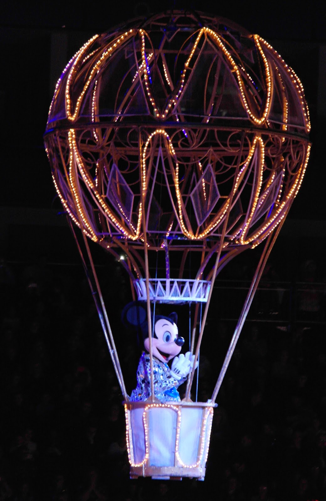 Disney on Ice 100 Years Of Magic Mickey Mouse Balloon