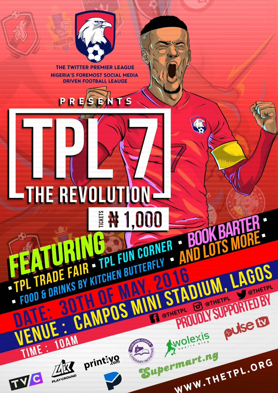 Be At The Grand Finale Of The TPL 7 This Weekend!