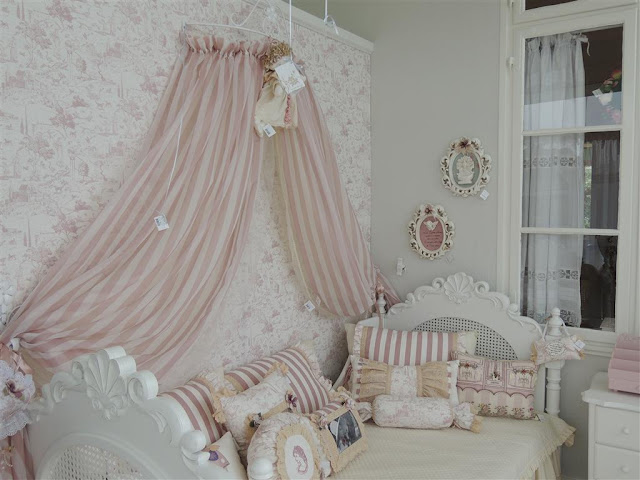 Claudiaroma Lavanda para quarto de bebê