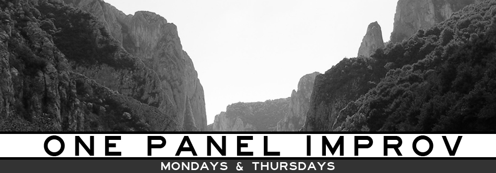 One Panel Improv