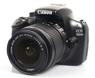 Canon EOS 1100D -12 MP