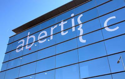 imagen de la sede de Abertis en Barcelona
